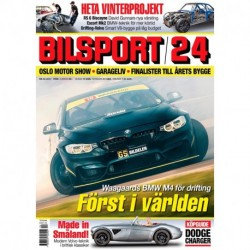 Bilsport nr 24 2017