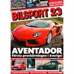 Bilsport nr 23 2011