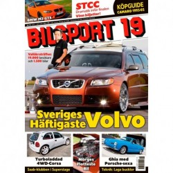 Bilsport nr 19 2011