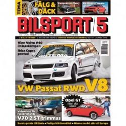 Bilsport nr 5 2013