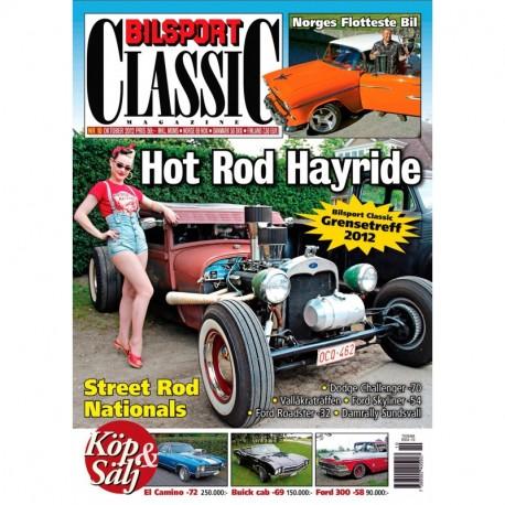 Bilsport Classic nr 10 2012