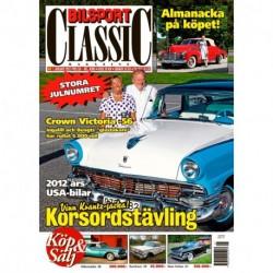 Bilsport Classic nr 1 2012