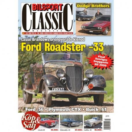 Bilsport Classic nr 7 2009
