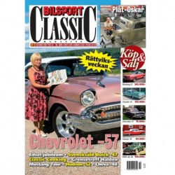 Bilsport Classic nr 10 2007