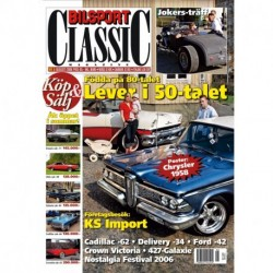 Bilsport Classic nr 8 2006
