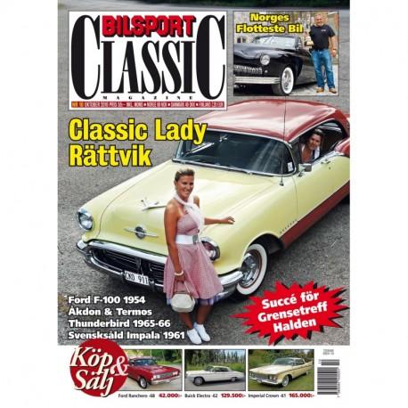 Bilsport Classic nr 10 2010