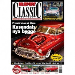 Bilsport Classic nr 4 2016