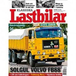 Klassiska Lastbilar nr 5 2013