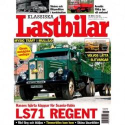 Klassiska Lastbilar nr 6 2011