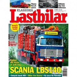 Klassiska Lastbilar nr 5 2011