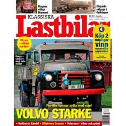 Klassiska Lastbilar nr 3 2011